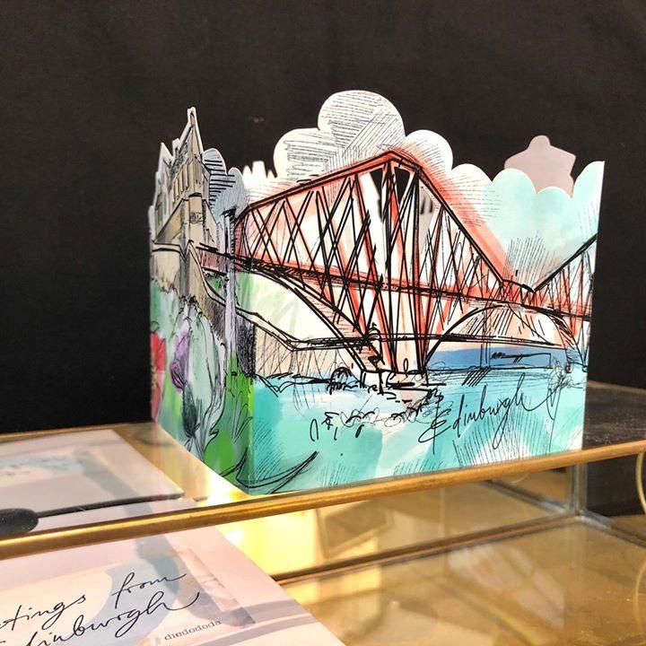 picture of Architecture-Glass-Illustration-Design-Tourist attraction-Drawing-Art-Visual arts-Interior design-1325781034249712