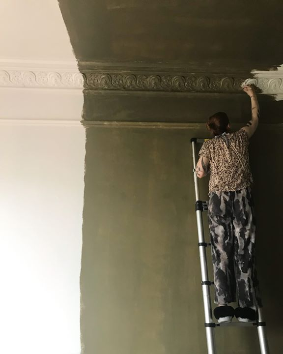 picture of Ceiling-Wall-Standing-Plaster-Plasterer-Molding-Metal---25083-33617