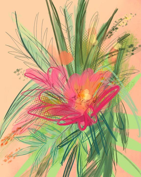 picture of Flower-Plant-Floral design-Botany-Floristry-Flowering plant-Flower Arranging-Still life-Wildflower-33307-84860