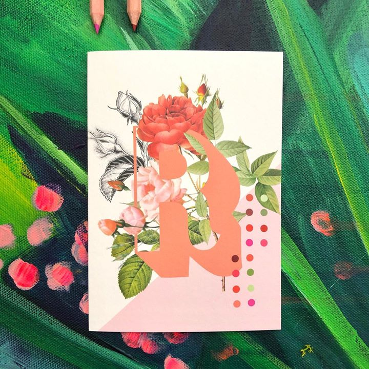 picture of Green-Illustration-Pink-Botany-Leaf-Plant-Flower-Watercolor paint-Art-41389-124800