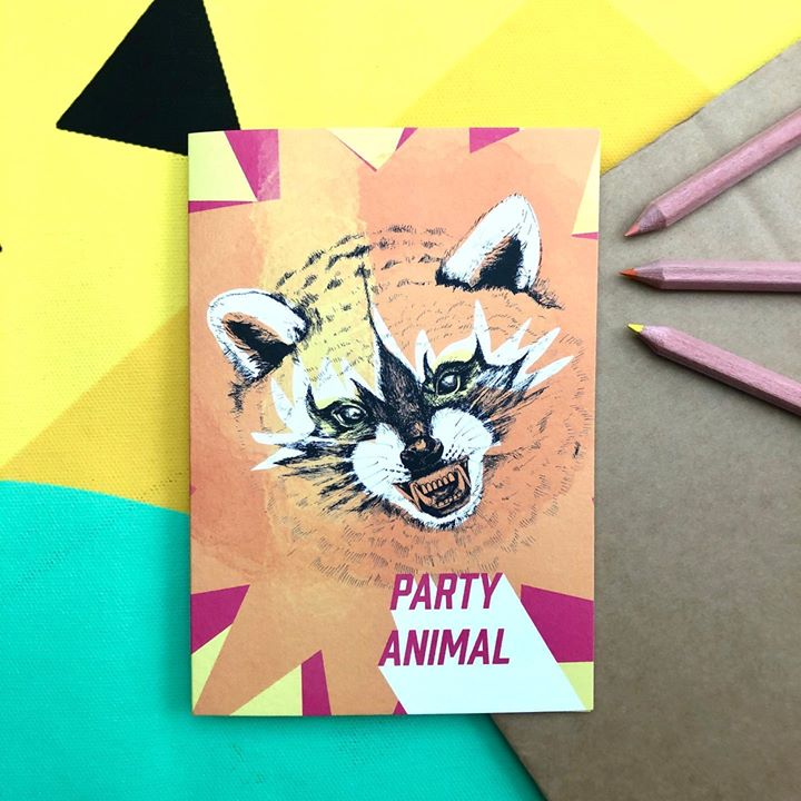picture of Illustration-Art-Poster-Fictional character-Graphic design-Paper-Art paper-Paper product-Canidae-48377-80457