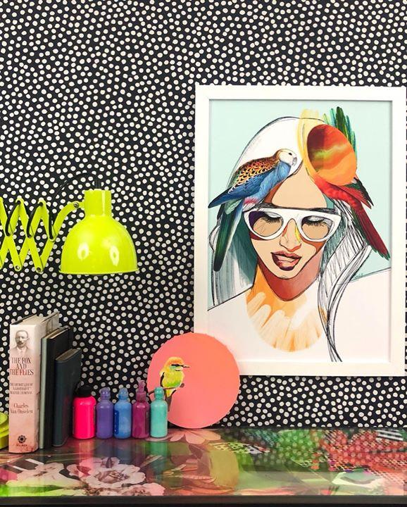 picture of Illustration-Cartoon-Art-Graphic design-Eyewear-Visual arts-Modern art-Style-Fashion illustration-1200393273455156