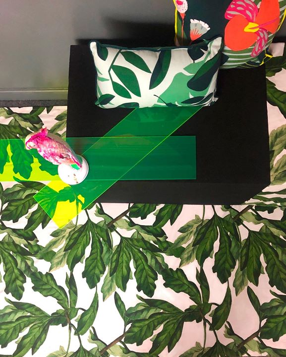 picture of Leaf-Plant-Textile-Tree-Flower-Wheel-Paper-Illustration--1474700489357765