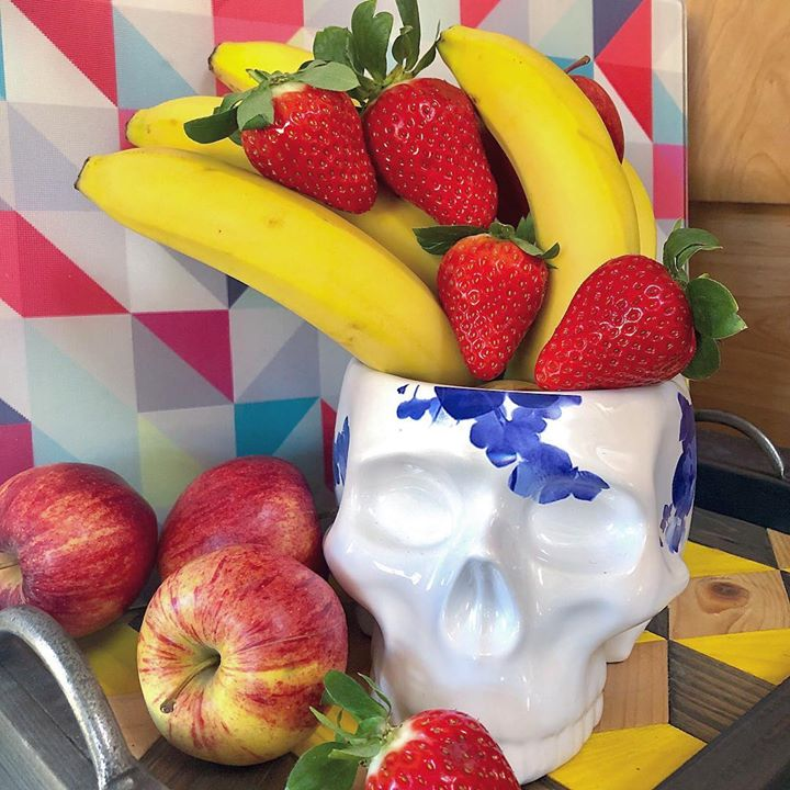 picture of Natural foods-Food-Fruit-Fruit salad-Strawberries-Strawberry-Sweetness-Plant-Banana-1194087570752393