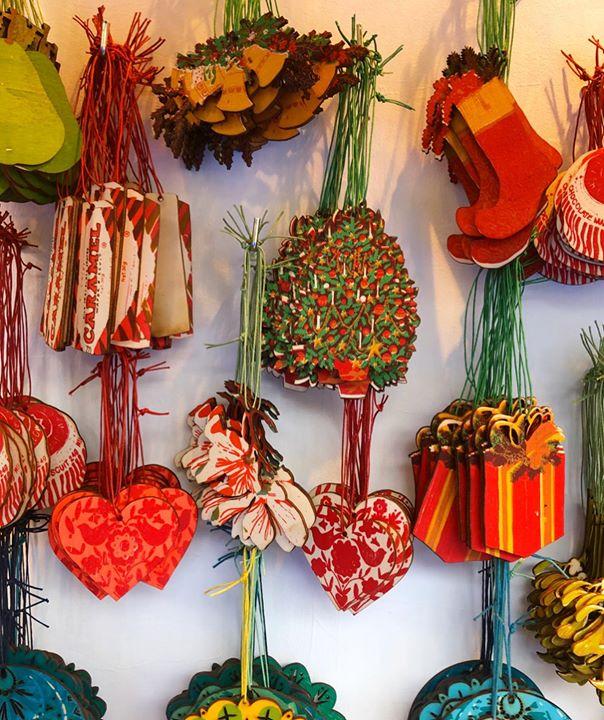 picture of Orange-Leaf-Christmas ornament-Plant-Christmas decoration-Interior design-Ornament---45636-112424