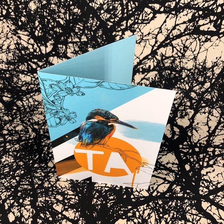 picture of Orange-Sky-Illustration-Tree-Graphic design-Line-Art-Design-Branch-33146-157195
