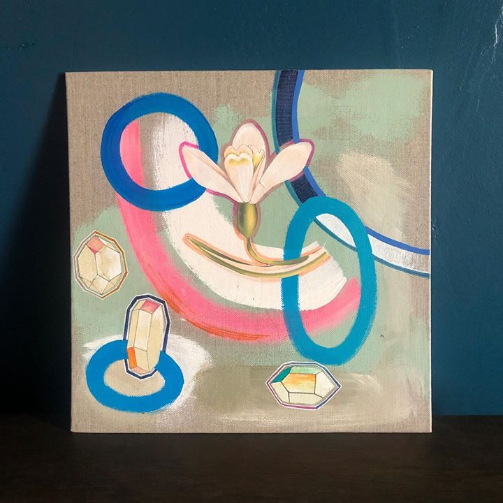 picture of Painting-Watercolor paint-Modern art-Visual arts-Art-Illustration-Acrylic paint-Design-Paint-1542801229214357