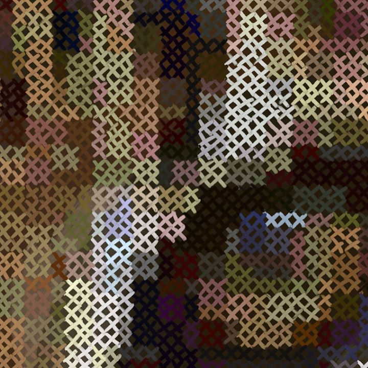picture of Pattern-Brown-Purple-Design-Mesh-Textile-Pattern-Woven fabric-Visual arts-1533116583516155