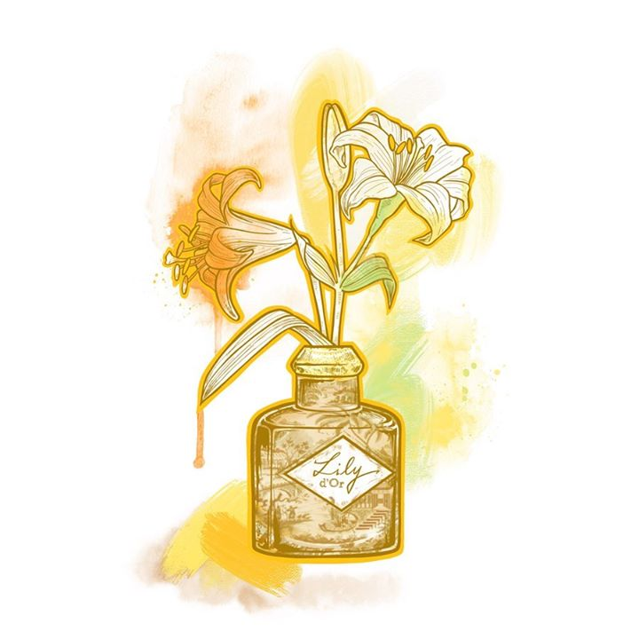 picture of Perfume-Drawing-Illustration-Plant------1569984399829373