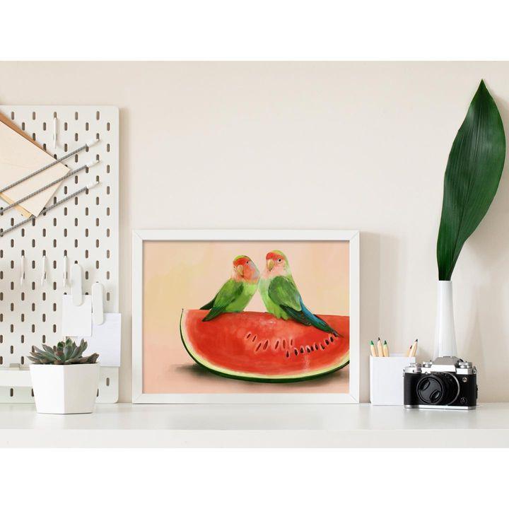 picture of Plant-Flowerpot-Rectangle-Houseplant-Living room-Lighting-Orange-Interior design-Shelving-1899586730202470