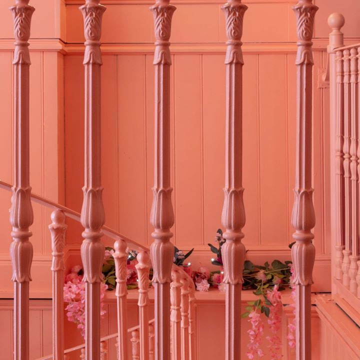 picture of Product-Baluster-Column-Metal-Peach-----29205-69023