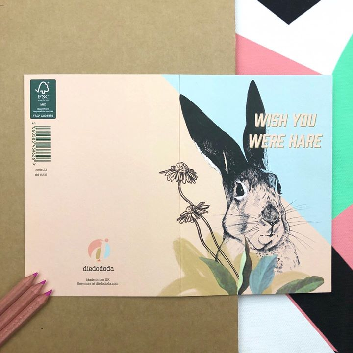 picture of Rabbit-Text-Illustration-Paper-Rabbits and Hares-Paper product-Plant-Hare-Art-32223-62249