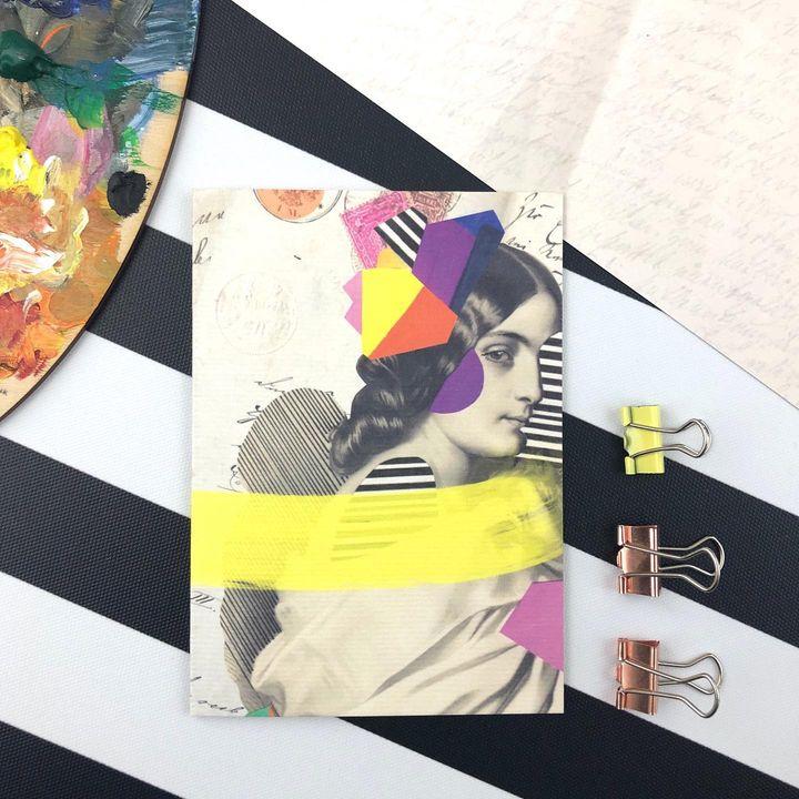 picture of Sleeve-Rectangle-Art-Font-Creative arts-Eyelash-Violet-Fashion design-Magenta-1833463900148087