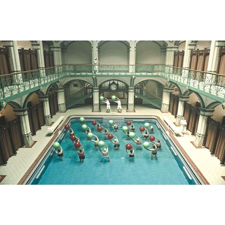 picture of Swimming pool-Leisure centre-Leisure-Building-Recreation-Architecture-Vacation-Square-City-1585106638317149