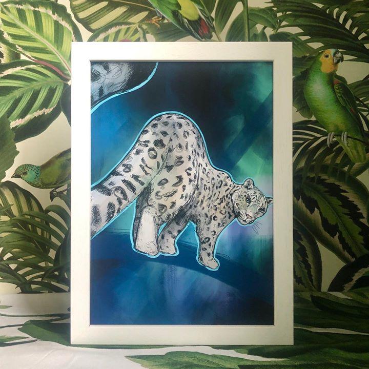 picture of Terrestrial animal-Wildlife-Felidae-Jaguar-Leopard-Ocelot-Organism-Carnivore-Big cats-33243-93864