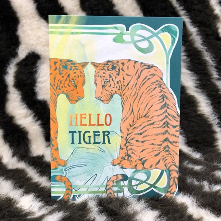 picture of Textile-Fur-T-shirt-Felidae-Wildlife-Tail-Tiger---47542-101824