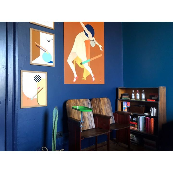 picture of Turquoise-Room-Furniture-Interior design-Table-Shelf-Art-Rectangle--37434-54290